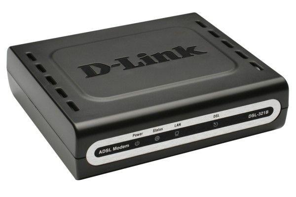 D-Link DSL-321B ADSL2+ Annex B Ethernet modem