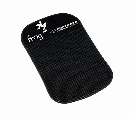 Esperanza FROG Podkładka Antypoślizgowa do Telefonów EF101K Czarny