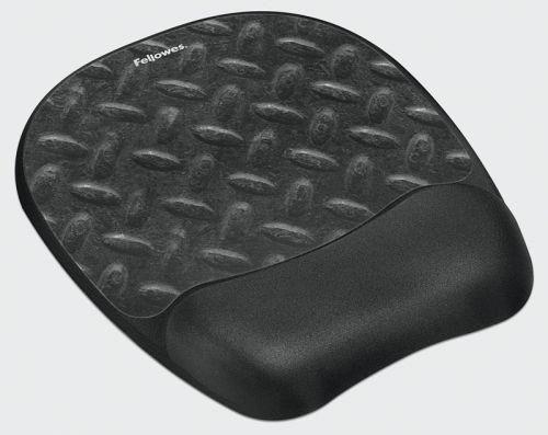 Fellowes podkładka żelowa pod mysz i nadgarstek Memory Foam, ślad opony