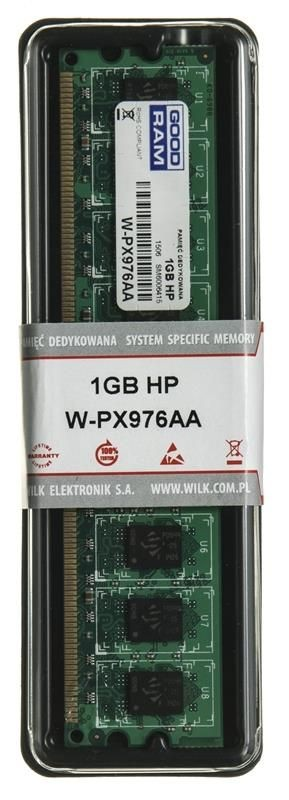 GoodRam W-PX976AA 1GB HP