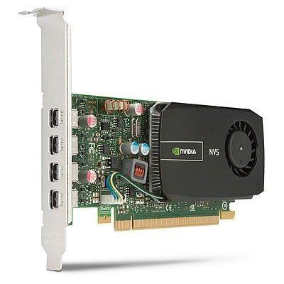HP NVIDIA NVS 510 2GB GFX C2J98AA