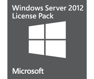 HP Oprogramowanie HP MS Windows Server 2012 1-CAL User Pac
