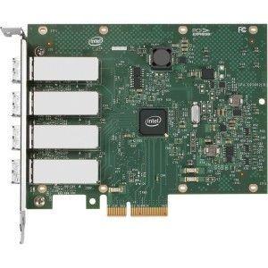 Intel Karta sieciowa serwerowa I340-F4 4xLC bulk E1G44HFBLK