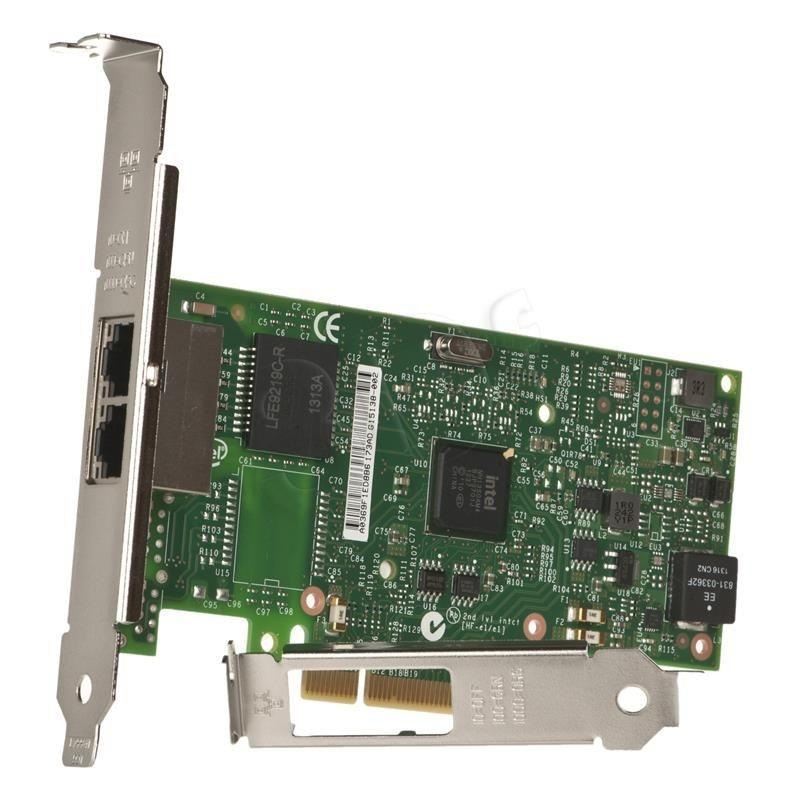 Intel KARTA SIECIOWA SERWEROWA I350-T2 BULK