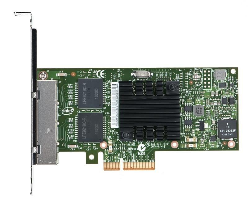 Intel KARTA SIECIOWA SERWEROWA I350-T4