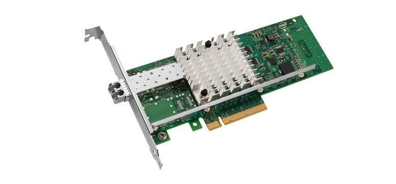 Intel Ethernet Server Adapter X520-LR1 - Single port LR server adapter