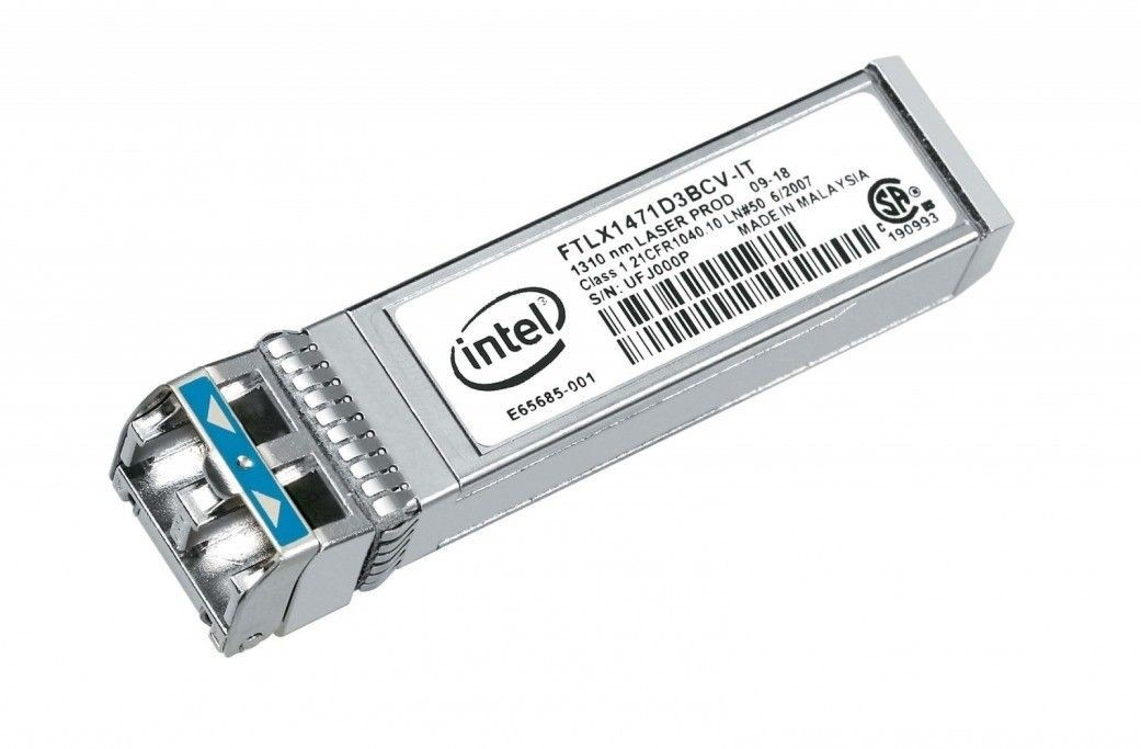 Intel Ethernet SFP+ Optics - LR