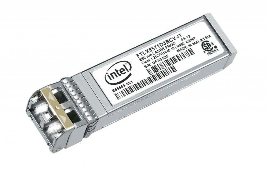 Intel Ethernet SFP+ Optics - SR
