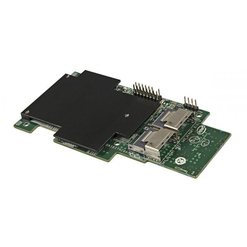 Intel RMS25JB080 moduł RAID 6Gb 8x SAS RAID R0,1,1E SIOM