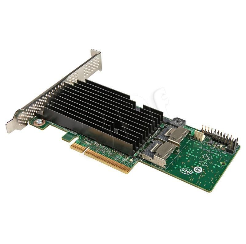 Intel Moduł RAID SATA RMT3PB080 6Gb 8port SGL