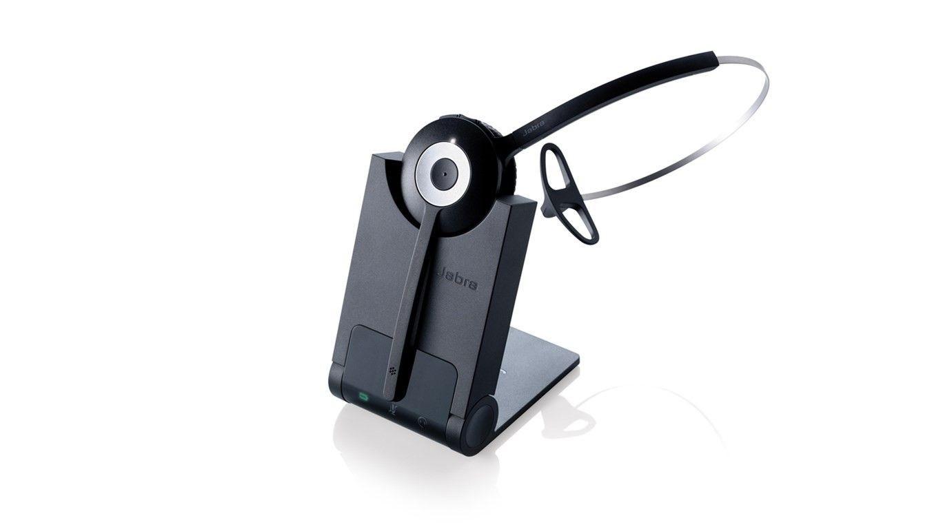 Jabra PRO930 Mono DECT PC Softphone, NC, MS