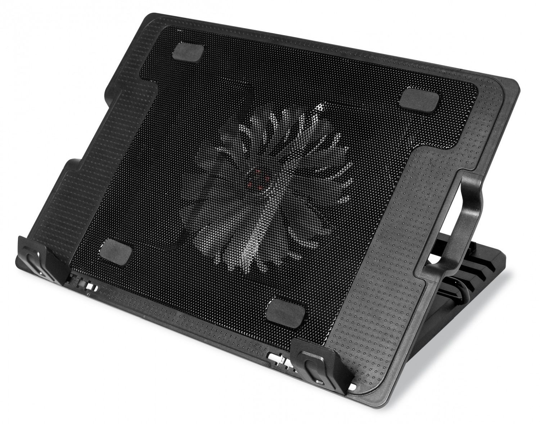 Media-Tech HEAT BUSTER 4 - Zaawansowana podkładka/podstawka chłodząca pod komputery przenoś