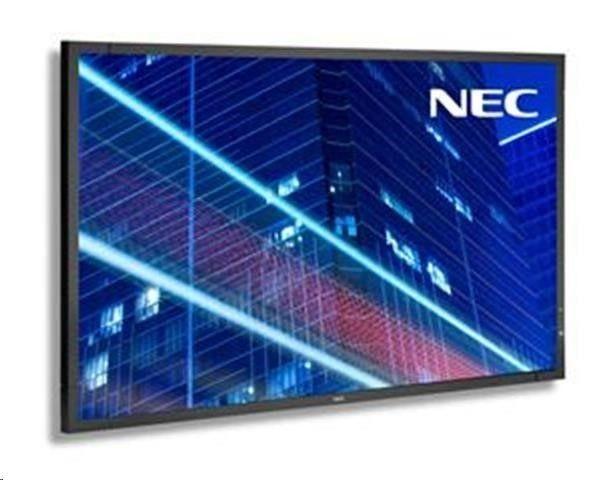 NEC MultiSync LED X401S 40'', bez podstawki, czarny