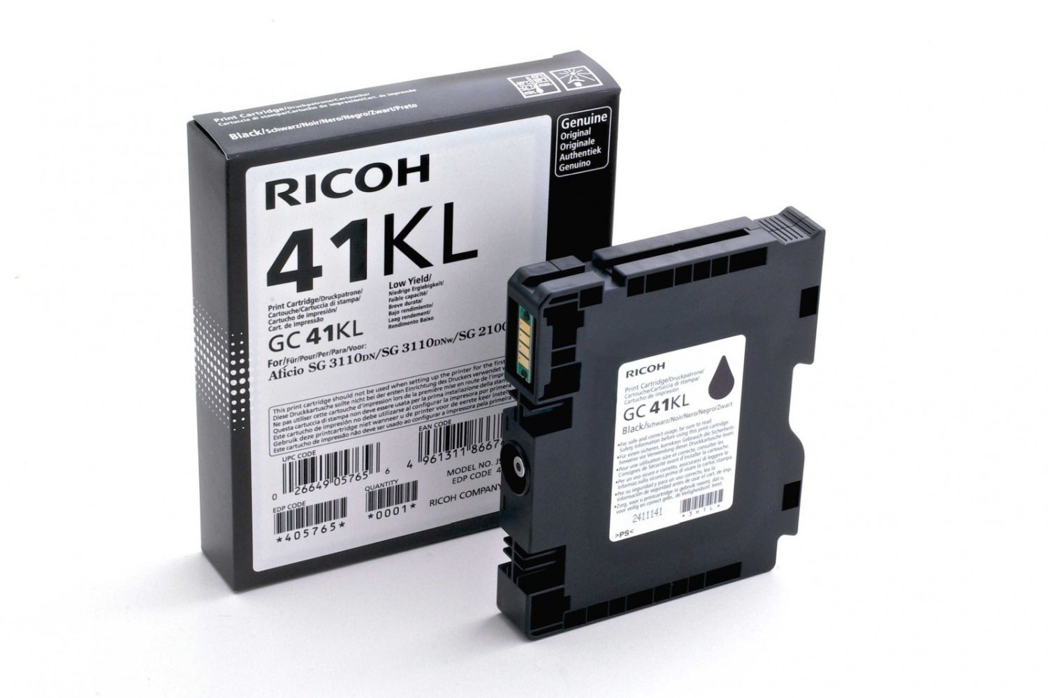 Ricoh Print Cartridge GC 41KL