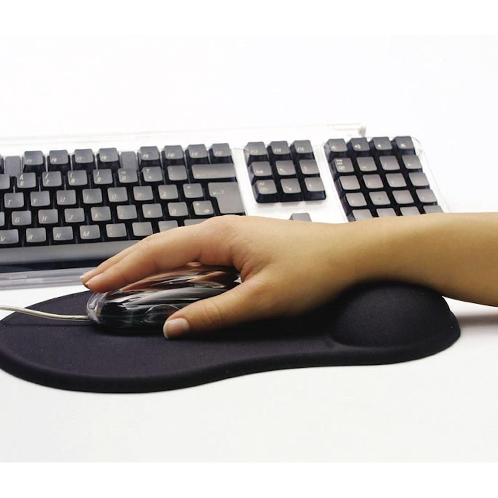 Sandberg podkładka żelowa Gel Mousepad with Wrist Rest
