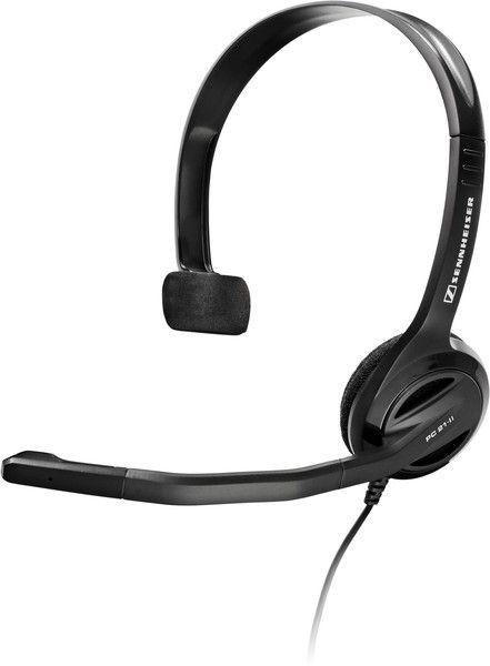 Sennheiser Słuchawki z mikrofonem Czarny 504520
