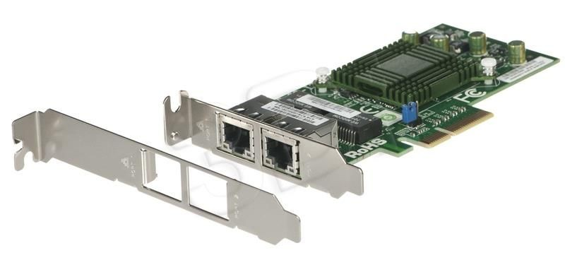 Supermicro 2-portowa karta sieciowa SuperMICRO AOC-SG-I2