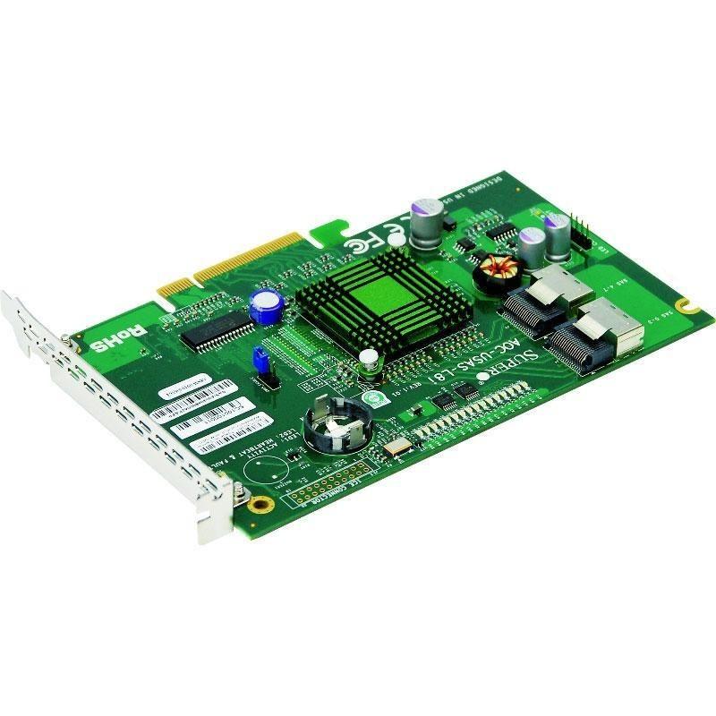 Supermicro Kontroler RAID SAS/SATA SM AOC-USAS2-L8i 6Gb 8p SGL