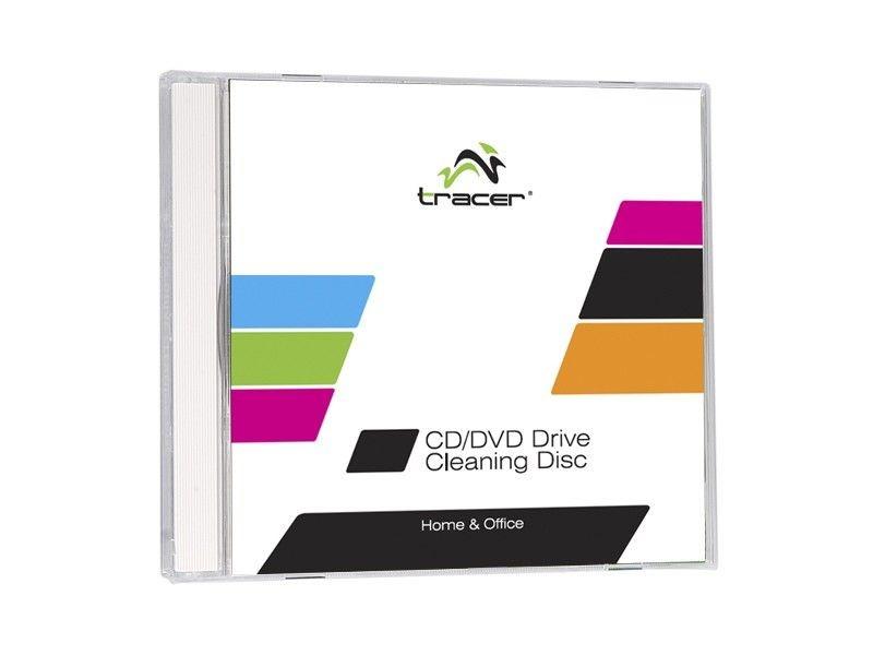 Tracer Czysz. Płyta czyszcząca napęd CD/ DVD
