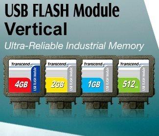 Transcend pamięć USB 2GB (Vertical)