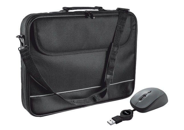 Trust Torba z myszką optyczną 15-16'' Notebook bag & mouse