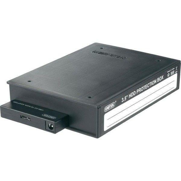 Unitek MOSTEK USB 3.0+ ETUI HDD 3,5I; Y-1039C