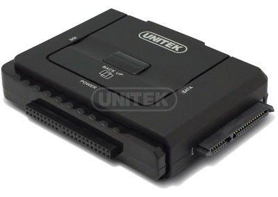 Unitek Konwerter USB 3.0. - IDE/SATA III, Y-3322