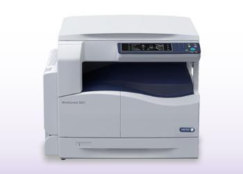 Xerox WorkCentre 5021 Druk/Kopia/Skaner z pokrywą