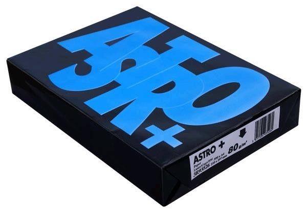 Xerox Papír ASTRO+ (80g/500 listů, A4); lze objednat po 5ks