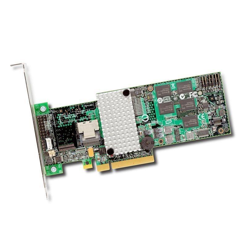 LSI KONTROLER RAID SAS/SATA 9260-4i 6Gb/s 4P W SGL