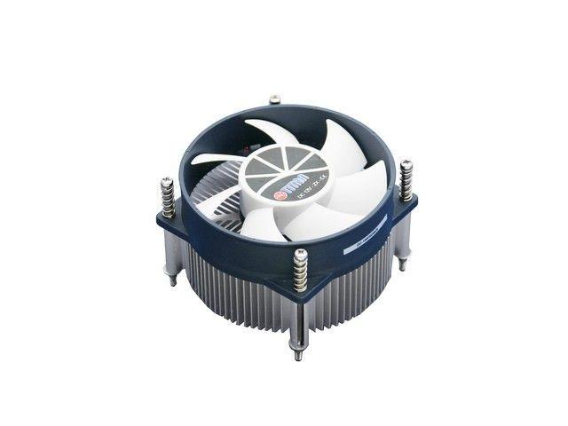 TITAN Chłodzenie CPU Intel 1155/1156 Kukri (łożysko Z-Bearing)