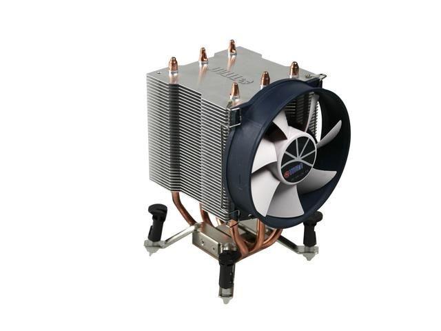 TITAN Chłodzenie CPU Intel/AMD PWM Kukri (łożysko Z-Bearing)