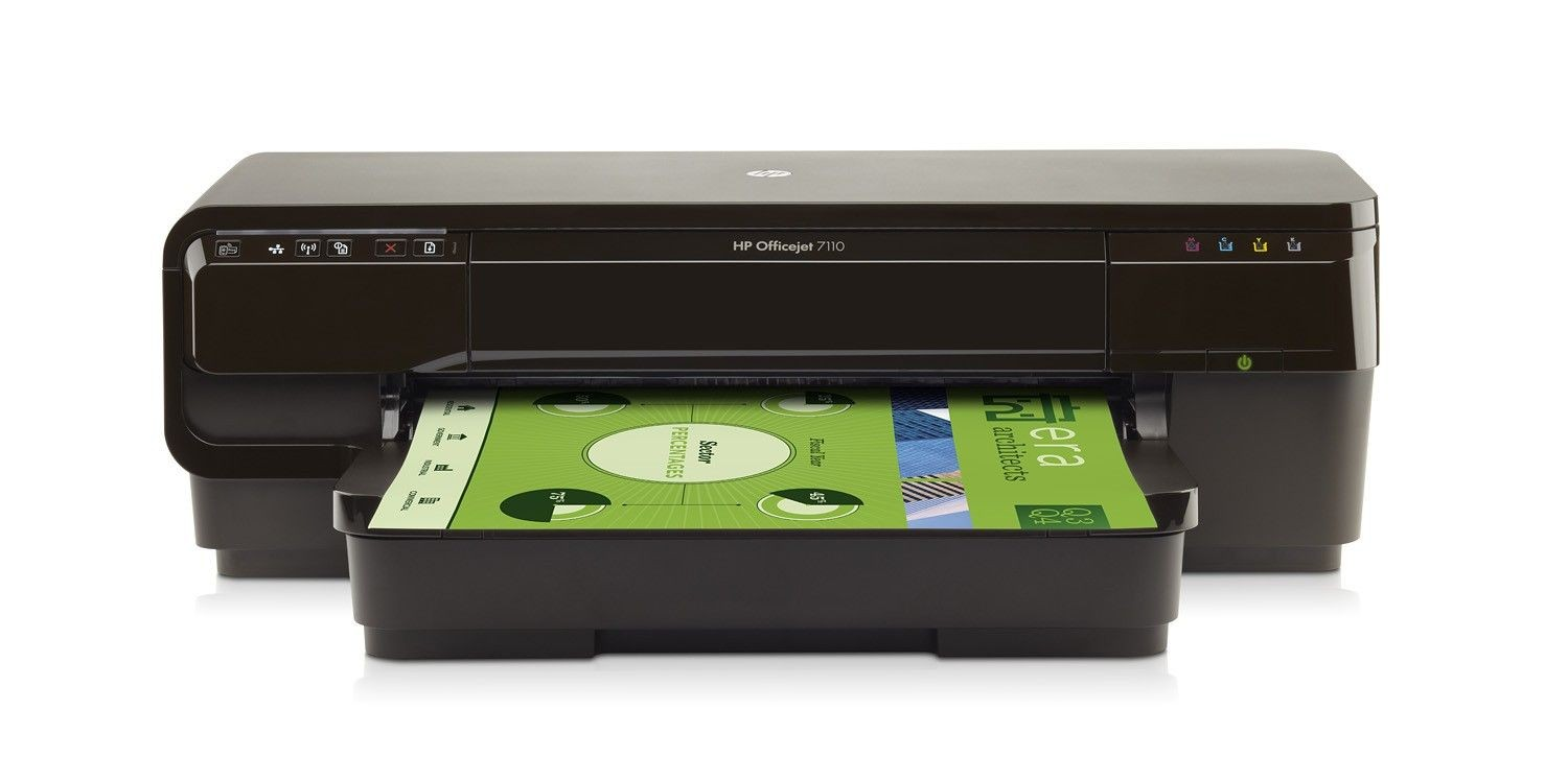 HP Drukarka HP Officejet Pro 7110 [A3] WiFi