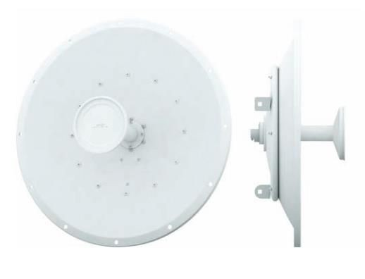 Ubiquiti Networks Ubiquiti RocketDish 2G-24 2.4GHz AirMax 2x2 PtP Bridge Dish Antenna, 24 dBi