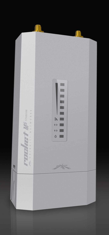Ubiquiti Networks UBIQUITI airMAX Rocket M5 5GHz Titanium