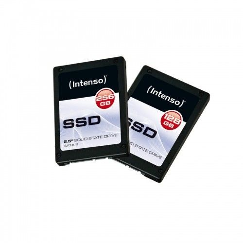 Intenso Dysk SSD 128GB Sata III, 2,5'' TOP (read: 520MB/s; write: 300MB/s)