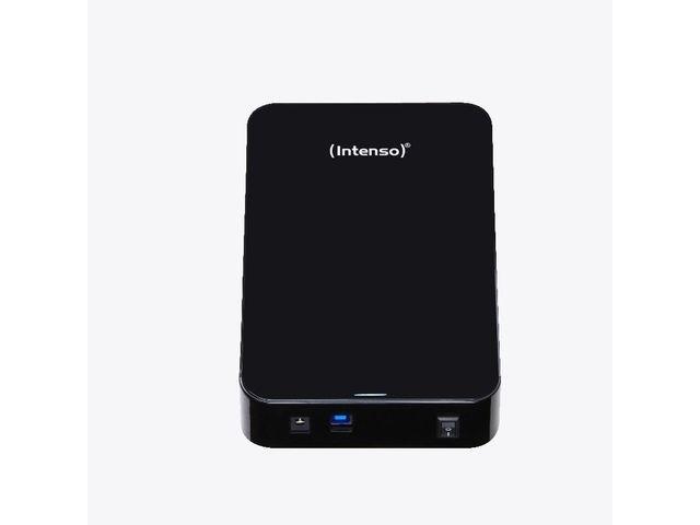 Intenso Dysk Zewnętrzny 2TB MemoryCenter Czarny 3,5'' USB 3.0
