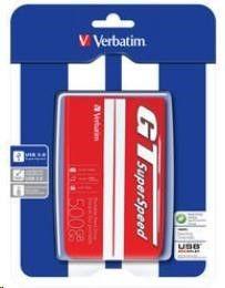 Verbatim Pendrive (Pamięć USB) 500 GB USB 3.0 Czerwony