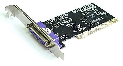 Unitek Kontroler PCI, 1x Parallel, Y-7505