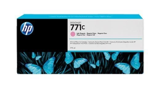 HP Tusz HP Designjet 771C light magenta | 775 ml