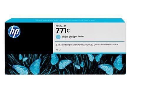 HP Tusz HP Designjet 771C light cyan | 775 ml