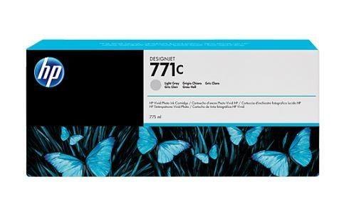 HP Tusz HP Designjet 771C light gray | 775 ml