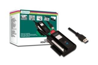 Digitus Konwerter USB3.0 do SATAII, 5 LGW