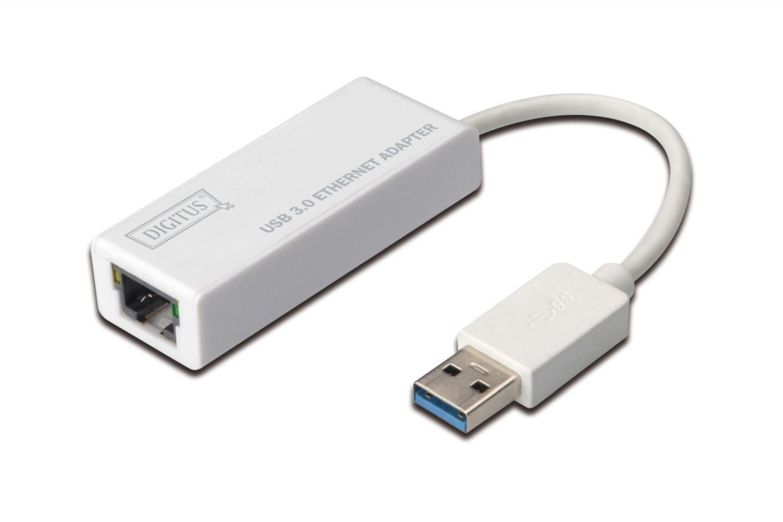 Digitus  Przejściówka Gigabit Ethernet USB 3.