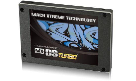 Mach Xtreme SSD 120GB 2,5'' DS Premium SLC 550/515 MB/s TRIM SATA3