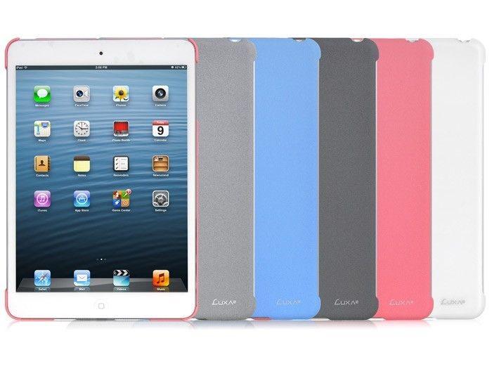 Thermaltake LUXA2 plecki Sandstone iPad mini różowe