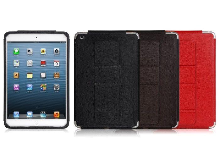 Thermaltake LUXA2 etui Lucca iPad mini skóra stojak czerwone
