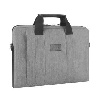 Targus Smart Grey Laptop Case Torba do notebooka 14'' - 15.6'', szara