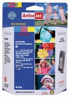 ActiveJet Tusz ActiveJet AH-23N | Color | 47 ml | HP C1823D HP 23