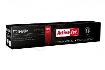ActiveJet Toner ActiveJet ATO-B4200N | Black | 2500 str. | OKI 01103402,TYP 9